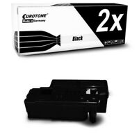 2x Cartridge Black Epson Aculaser C 1700 C 1750 N With Per Approx. 2.000 Pages