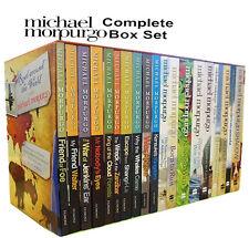 Michael Morpurgo 20 Books Collection Box Set War Horse, Private Peaceful NEW PB