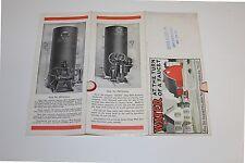 Burnett-Larsh Manufacturing 1920 Plumber Plumbing Water Heater Boiler Duro Pump