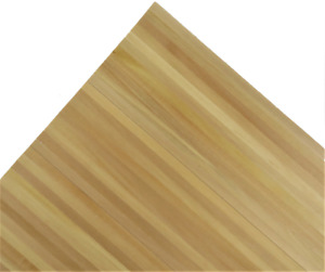 Dolls House Pine Wood Strip Flooring Plank Floorboards Wooden Sheet 1:12