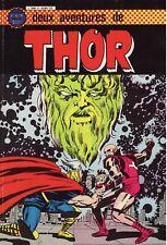 Album Thor - Deux Aventures - Artima Color - Eds. Arédit - 1981