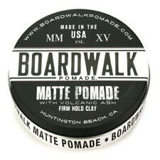 Boardwalk Matte Pomade Firm Hold Clay