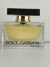 THE ONE By DOLCE & GABBANA Perfume Spray for Women 2.5 OZ W/CAP NEW UNBOX