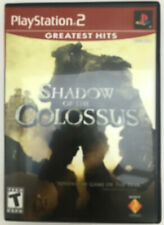 Shadow of the Colossus Greatest Hits (Sony PlayStation 2, 2006)-ps2