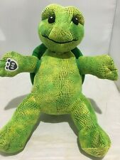 SEA TURTLE LIMITED EDITION GREEN WITH SHELL BUILD A BEAR RARE
