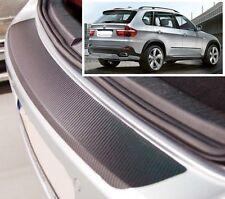 BMW X5 E70 - Carbon Style rear Bumper Protector