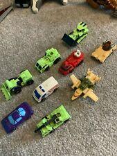 Transformers Minicon / Micro Transformers Lot of 9