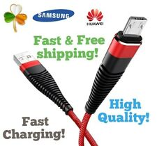 Micro USB charger fast charging cable for huawei Samsung cable S4 S5 S6 S7