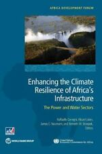 Enhancing the Climate Resilience of Africa's Infrastructure: The Power and Water