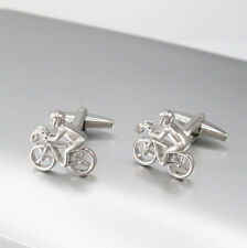 Stainless Steel Cufflinks without Stone for Men