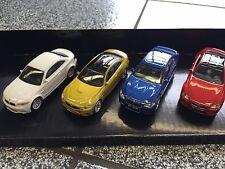 BMW M CAR COLLECTION échelle 1:64