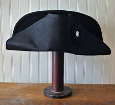 General George Washington Hat - Revolutionary War - Size 7 3/8 - IN STOCK!