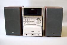 JVC UX-G47 Stereoanlage - 2x 80 Watt, RDS-Tuner, CD, USB - GUT!