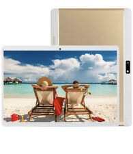 10.1 inch Android Tablet, 64GB ROM 4GB RAM Call Phone Tablet PC, Android 9.0,