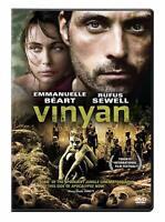 DVD - Drama - Vinyan - Emmanuelle Beart - Rufus Sewell - Fabrice Du Welz