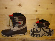 Unbranded Snow, Winter Lace Up Boots for Men