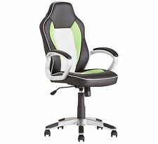 Gaming Chair Computer Desk Chair Home Executive Leather Perfect Posture Design