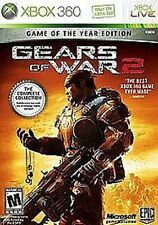 Gears of War 2: Game of the Year Ed Xbox360 REPLACEMENT CASE ONLY (NO GAME)