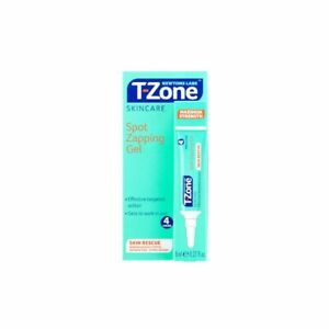 T-Zone Rapid Action Spot Acne Zapping Gel 8ml ~ Gets to work in just 4 Hours