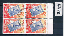 1996 Olympic Games Block of 4 Fine Used                        E122