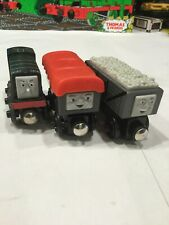 Thomas the Train Wooden Railway DIESEL & Troublesome Trucks, One Giggling