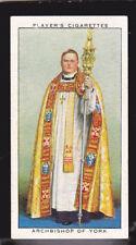 Card: John Player - Coronation Series  #6   Archbishop of York robes