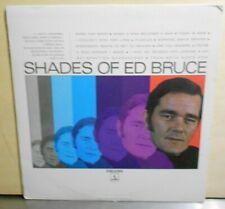 Shades of Ed Bruce (Monument SLP 18118 PROMO) NM-/VG+