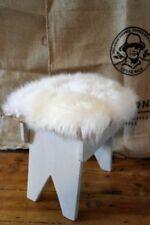 Handmade 100% Wool Footstools