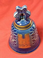 Vtg Notre-Dame Bell Cathedral Bing & Grondahl B & G Paris 1978 Made In Denmark