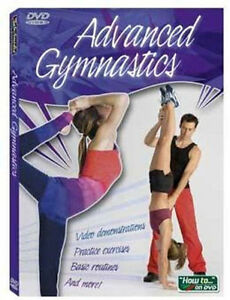 ADVANCED GYMNASTICS DVD  Instructional Video  Brand New Sealed