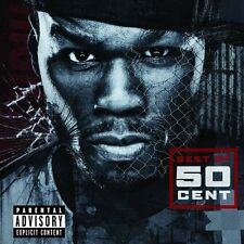 50 CENT THE BEST OF CD ALBUM (New Release March 31st 2017)