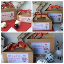 Personalised Christmas Eve Gift Box / Xmas Present
