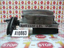 2002 2003 2004 FORD F250 SUPER DUTY 6.8L THROTTLE BODY 2C3Z-9E926-AA OEM