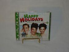 Happy Holidays A Traditional Christmas Vol 2 Perry Como Dean Martin Leah Horne