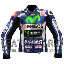 Jorge Lorenzo Yamaha Movistar MotoGp 2016 Motorcycle Racing Jacket