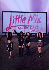 LITTLE MIX * GLORY DAYS UK TOUR PROGRAMME w/ KEYRING * BN&M * SHOUT OUT TO MY EX