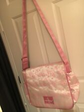 Baby Phat Silky Pink Asian Print Diaper Bag
