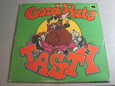 Good Rats- Tasty- Lp 1978 Ratcity Rcr 8002