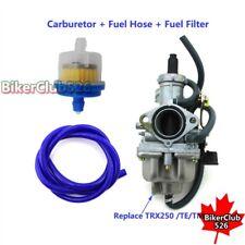 honda recon fuel filter in motorcycle parts ebay