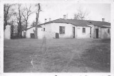 Unterkunft bei Kutno Polen 1939