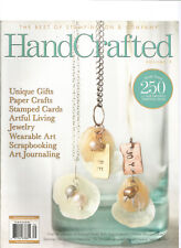 HAND CRAFTED MAGAZINE VOL. 9, 2013 THE BEST OF STAMPINGTON AND COMPANY