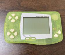 Bandai WonderSwan console Sherbet Melon