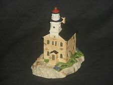 Harbour Lights Lighthouse #114 Great Captain Island #/5500 Mib