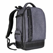 K&F Concept DSLR Travel Camera Backpack Bag Waterproof Large Capacity for Canon