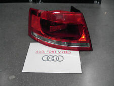 AUDI A4 S4 CAB TAIL LIGHT LEFT DRIVER SIDE 2007-2009- OEM Brand New 8H0945095E