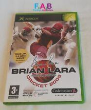 Brian Lara International Cricket 2005 - (Microsoft Xbox, 2005) Xbox Videospiele
