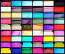 "Quality Lycra / Spandex 4 Way Stretch Fabric Material ,Dancewear, Swimwear 60"""