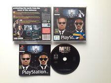 Men in Black   (PAL, CIB) - Sony PlayStation 1 / PS1 / PSX