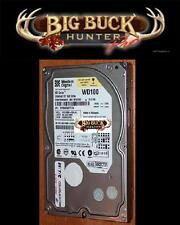 REFURBISH BIG-BUCK-HUNTER-PRO HARD DRIVE (V1.25) W/ WRNTY