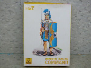 1/72 HaT / Airfix Compatible Imperial Roman Command Soldiers Lot #337Z